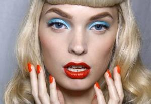 moda ojos azules